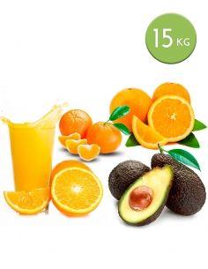Caja Mixta 10 kg naranjas...