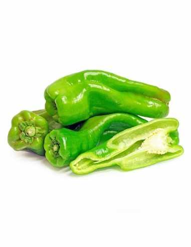Pimiento verde italiano (precio/Kg)