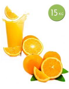 Naranjas de zumo y de mesa. 15
