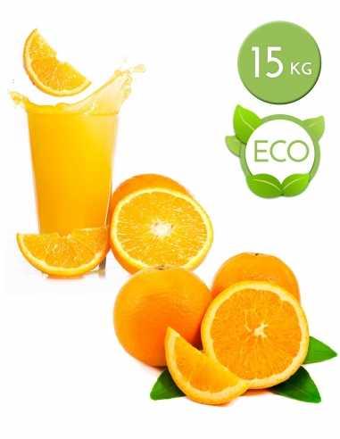 Naranjas ecológicas mezcla zumo y...