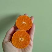 🔊🔊Nueva variedad de mandarinas disponibles!!!! EXTRA DULCES!!! Variedad Murcot. Ya veis que color más bonito tienen. Y del aroma y del sabor ni que decir. No esperes a probarlas!!! Solo tienen un pero... que en unas semanas se terminan. 🍊🍊🥑🥕🥦 #lovelahuerta #lovemandarinas #inlovewithmandarinas #lovenaranjas #mandarinasdelavalldigna #lovelavalldigna